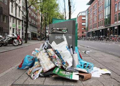Meldingen openbare ruimte